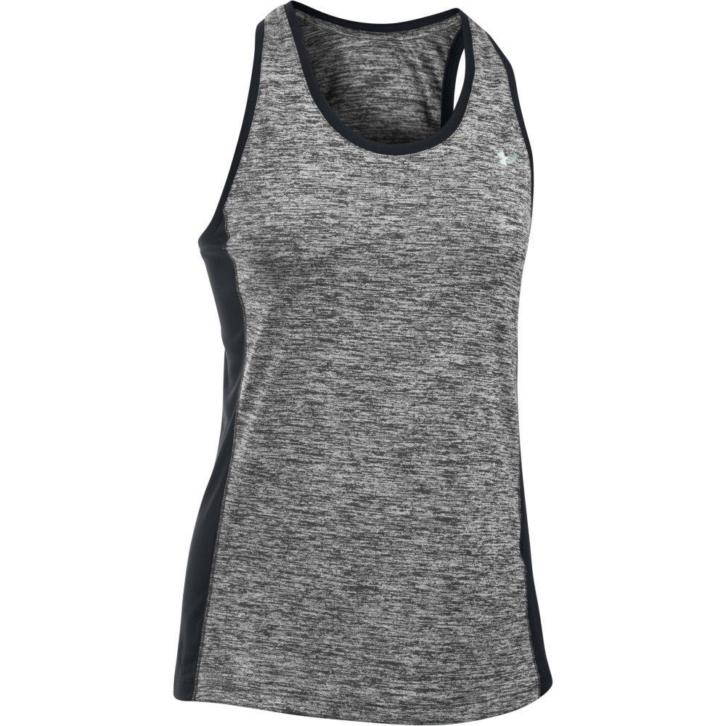 Under Armour TechT Colorblock Dames Tanktop