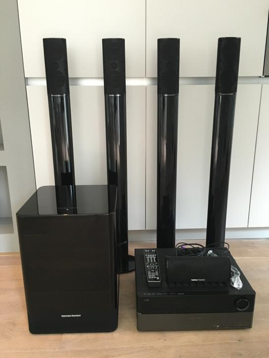 Harman Kardon Surround Set! ZGAN!