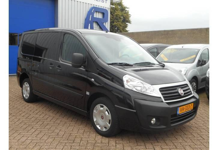 Fiat Scudo 2.0 HDIF 128 PK 94 Kw AIRCO CRUISE 3 ZITS
