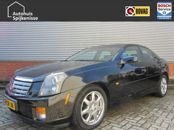 Cadillac Cts 3.2 V6 160KW SPORT LUXURY AUTOMAAT