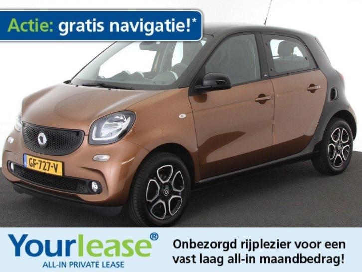 Smart Forfour 1.0 Prime All In 269,- P.m. Private lease