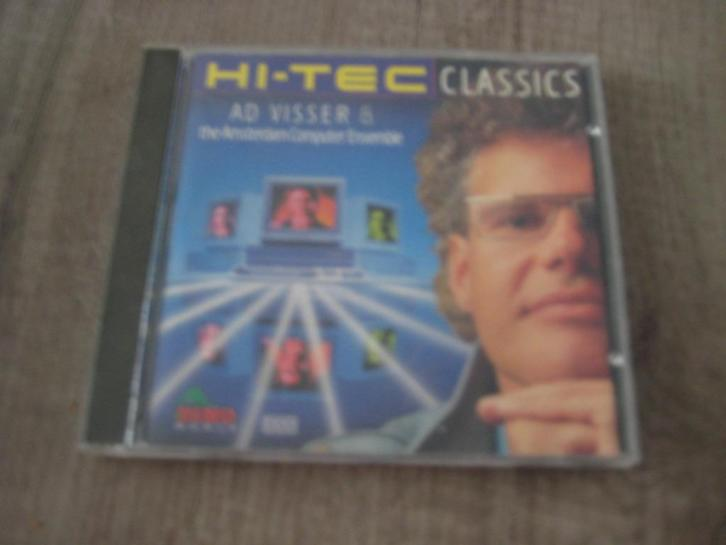 Ad Visser &The Computer Ensemble - Hi-Tec