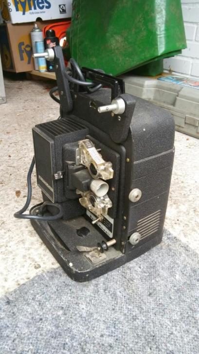 8mm projector bell & howell 256exl