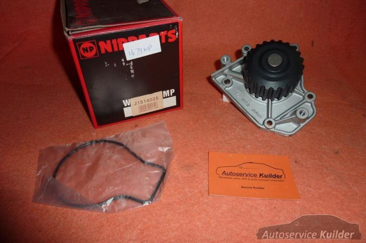 Waterpomp Honde civic 1.6 16v CRX Nieuw Nipparts.