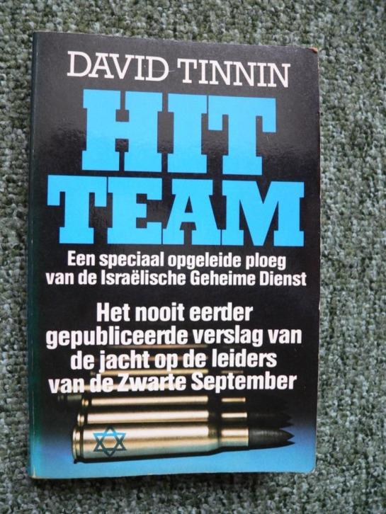 David Tinnin - Hit Team