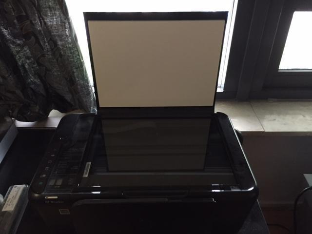 Printer/scanner HP 4580