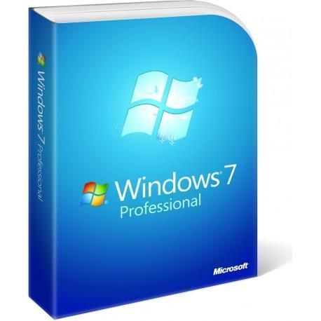 Microsoft Windows 7 Professional OEM Downloadversie