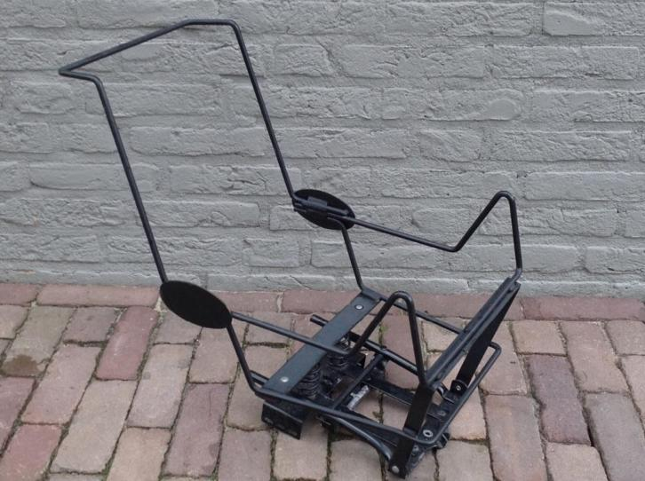 Steco drager baby-mee bike