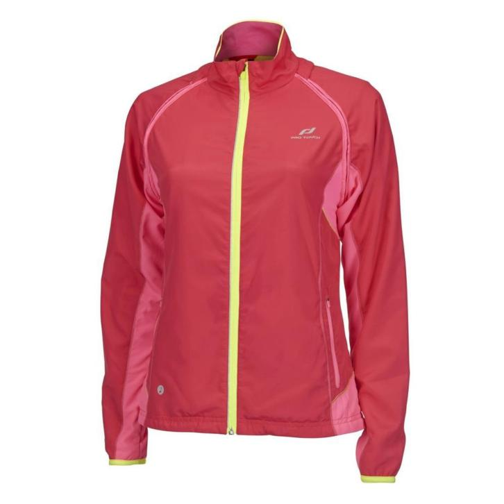 Pro Touch Dames hardloopjack rausa ii wms