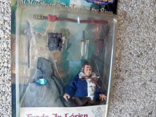 Lord of the Rings Frodo in Lorien Action Figuurtje