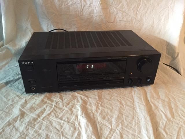 Sony STR-GX211 Receiver