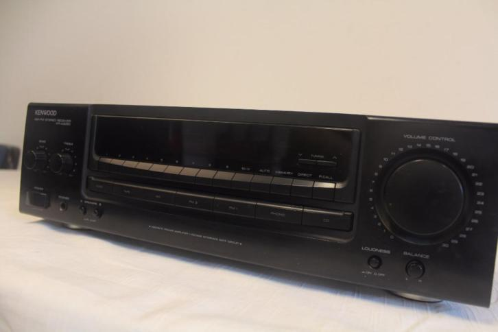 H001-Kenwood AM FM Stereo Receiver KR-A3060