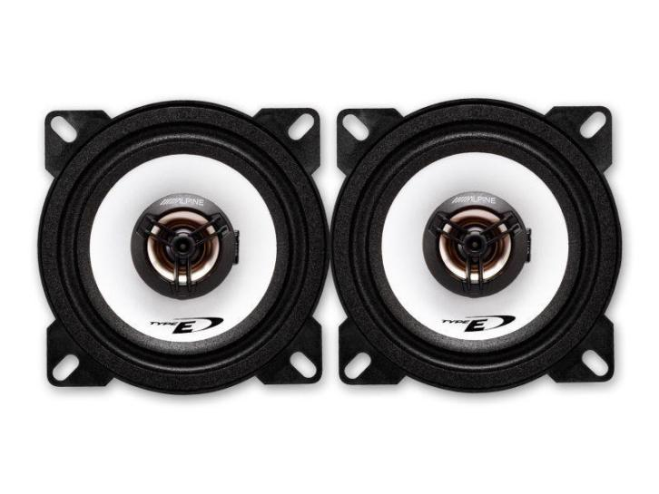 Speakers voor Opel Astra (H) (2005-2014) (Pasklare speakers)