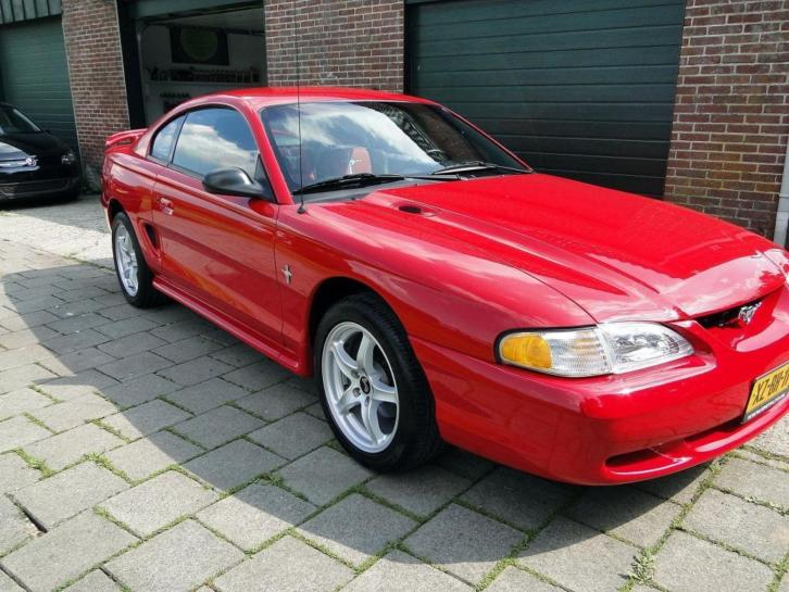 Ford mustang 3.8 AUT