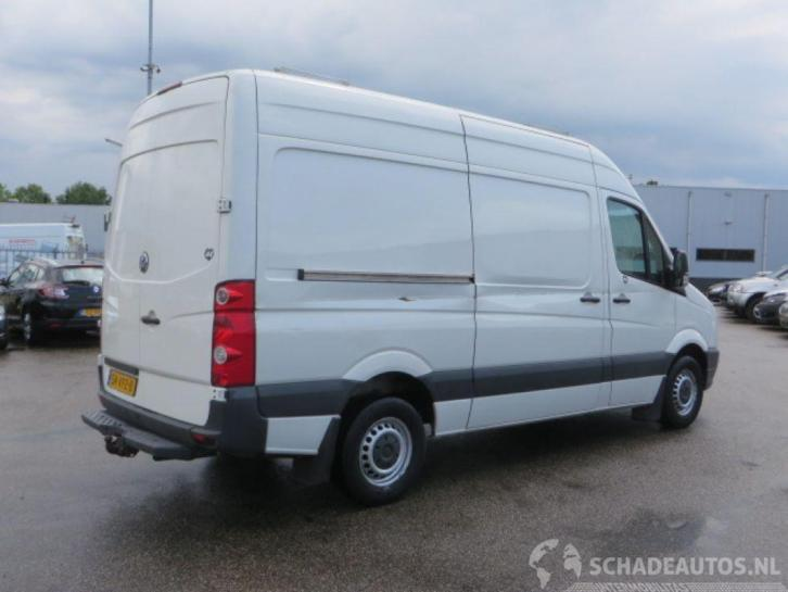 Volkswagen Crafter 2.5 TDI 100-KW Automaat L2-H2 Airco