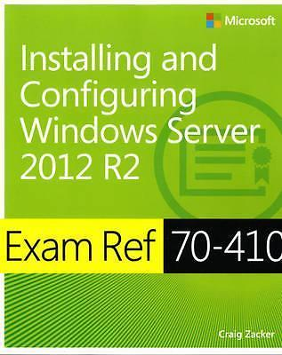 Installing and Configuring Windows ServerZ 9780735684249