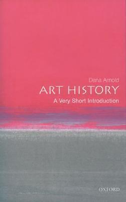 Art history a very short introduction 9780192801814