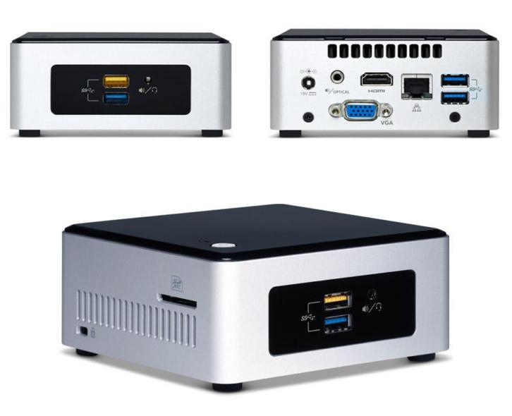 Intel BOXNUC5CPYH Barebone Nuc Mini PC