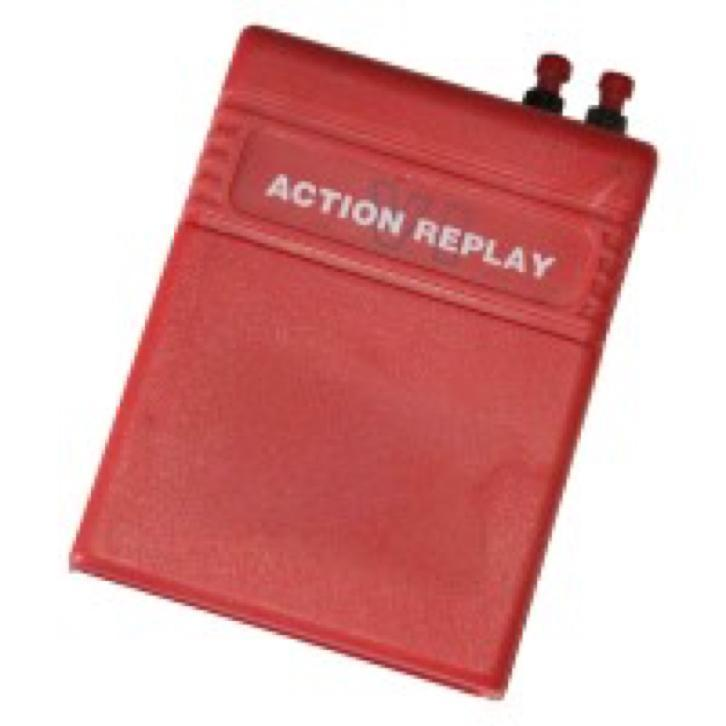 Gezocht Action Replay VI cartridge voor C64 commodore 64