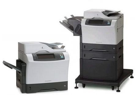 hp 4345 mfp a4 zwartwit all in one * professioneel*