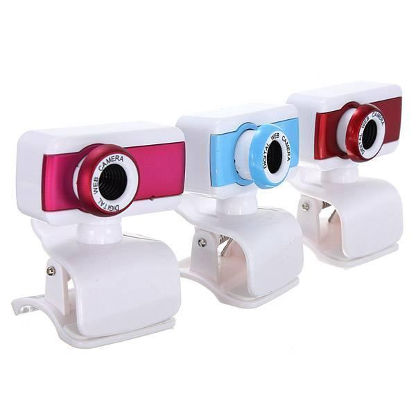 5Mpx Webcam Microfoon