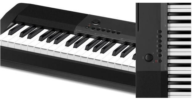 Casio CDP-120 -Piano-Klavier - 10 sounds USB - 88 toetsen