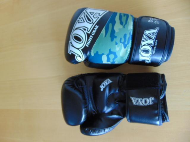 Joya fight gear bokshandschoenen met legerprint