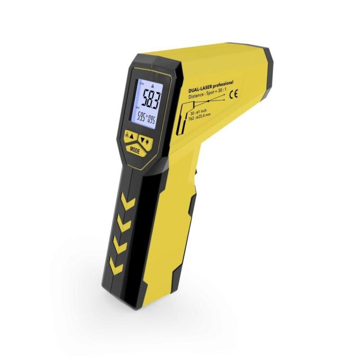 Trotec Infrarood-Thermometer / Pyrometer TP7