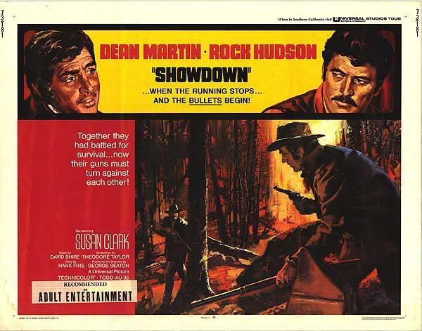 showdown 1973 kleur 99 min