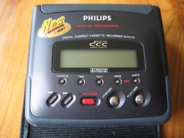 Philips DCC recorder/player - DCC170