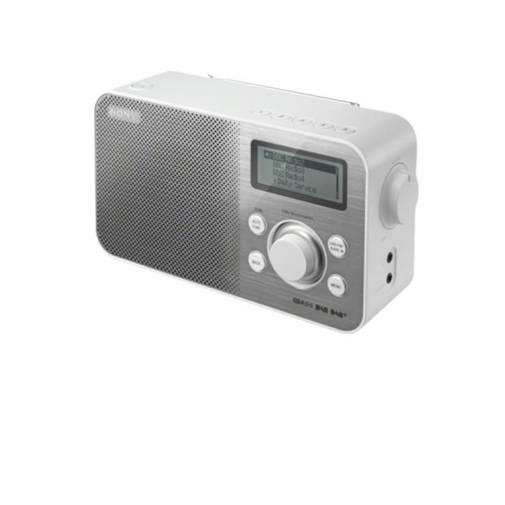 Sony XDR-S60 wit - Overige audio, Portable Radio -