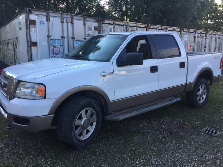Ford f150 king range 2005 volle auto