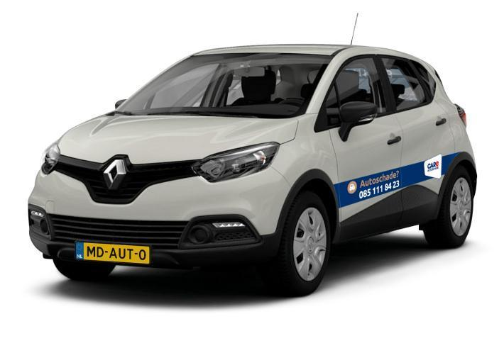 Privé lease de Renault Captur (all-in) voor € 369,- p.m.!