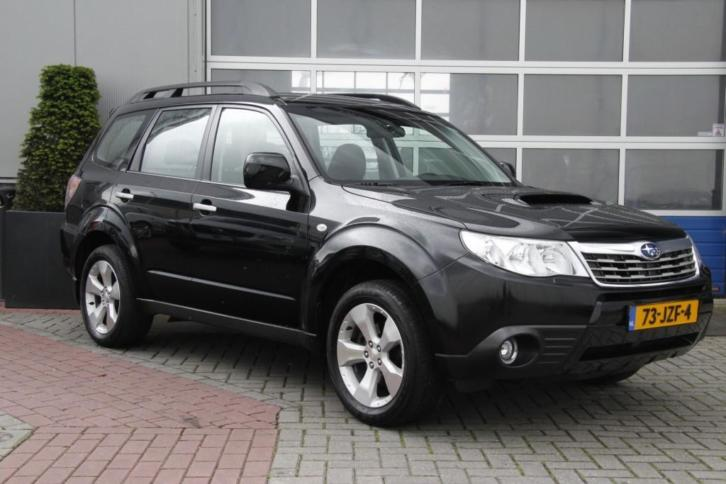 Subaru Forester 2.0D AWD Luxury Navi 17 Inch Dealer onderhou