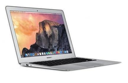 Apple MacBook Air 13-inch jaar 2011 1.7Ghz i5 4GB 128GB S...