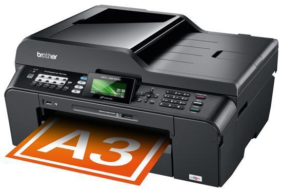 Brother A3 all-in-one MFCJ 6510 DW