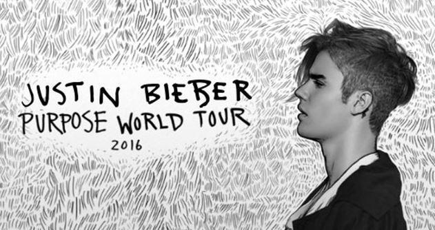 JUSTIN BIEBER The Where Are You Now VIP #Purpose Experience