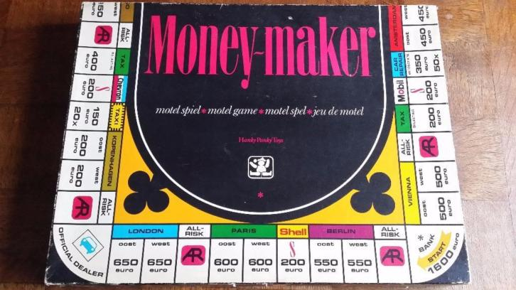 Money maker, Hanky panky toys