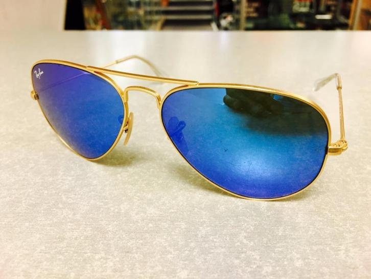 Ray-Ban RB3025 Aviator zonnebril