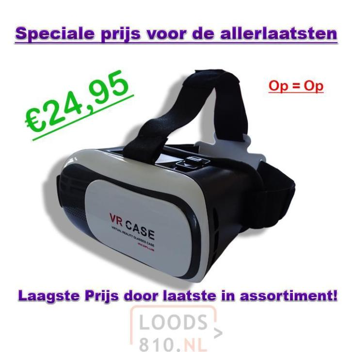 VR Case RK-3-PLUS – Virtual Reality Glasses - VR Bril