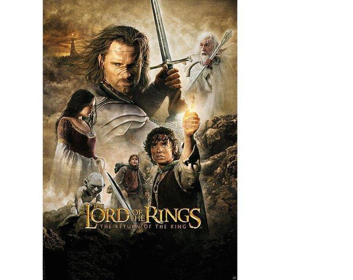 Lord of The Ring Poster The Return of the King