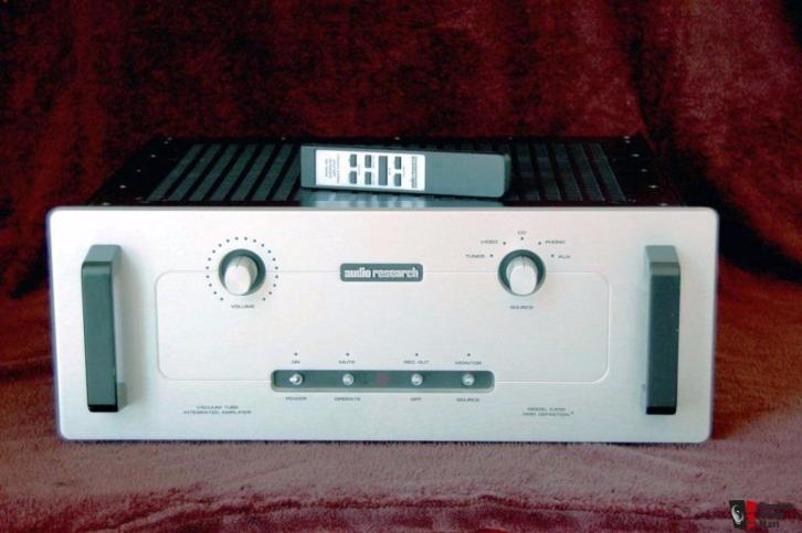 Audio Research CA-50 met AB