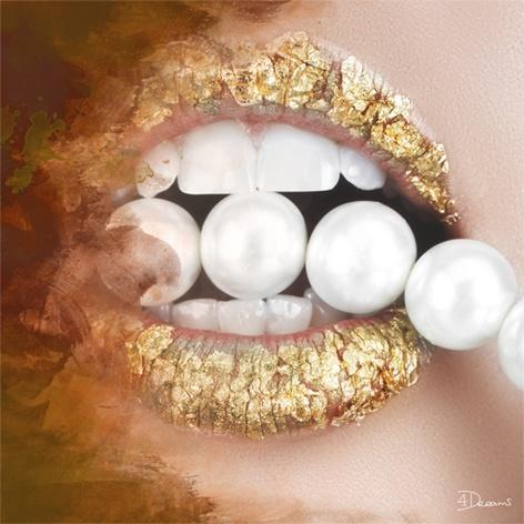 Bas | Gold Pearls