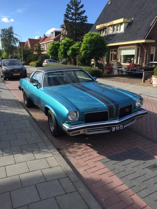 Te koop Oldsmobile 442 S Cutlass Coupe
