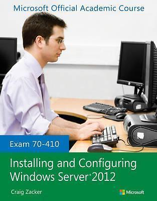 Exam 70-410 Installing and Configuring Windows 9781118511077