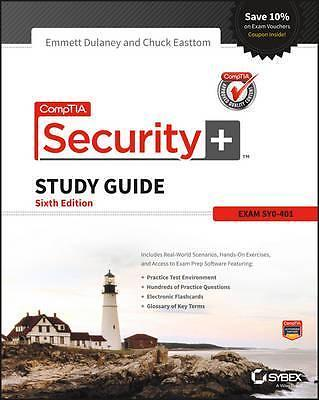 CompTIA Security+ Study Guide: SY0-401 9781118875070