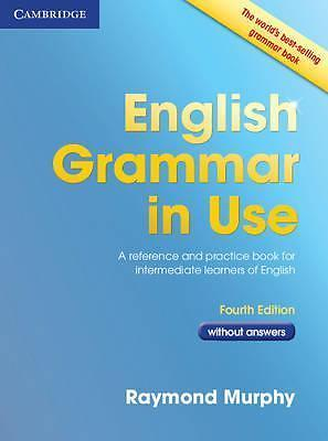 English grammar in use without answers: a 9780521189088