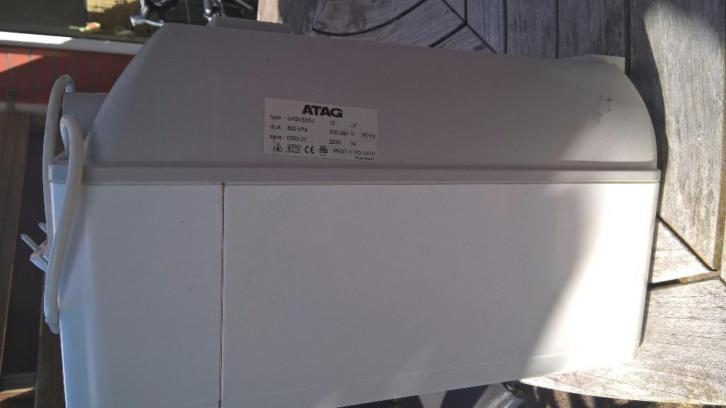 ATAG close in boiler