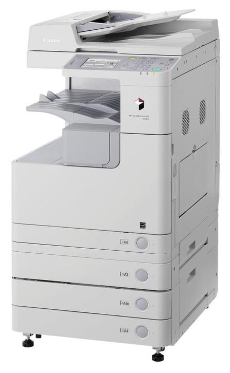 Canon iR 2520i z/w kopieermachine multifunctional printer