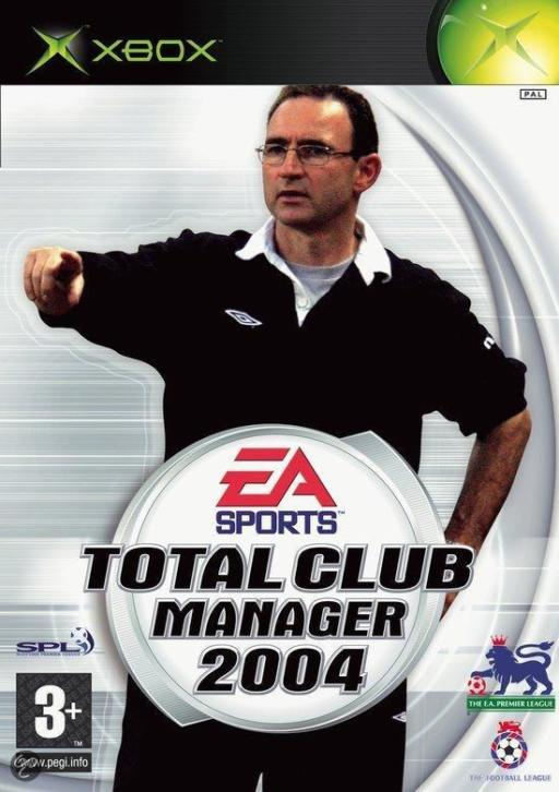Total Club Manager 2004 | Xbox | iDeal